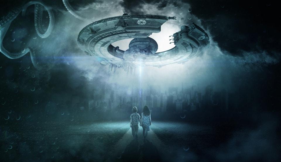 Прибульці наближаються до Землі